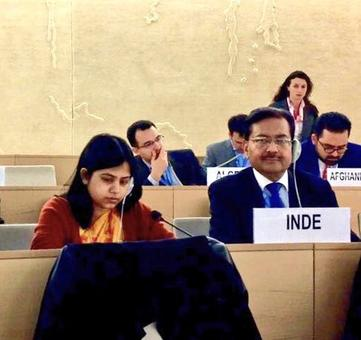 'Terrorism factory' Pakistan mistreats religious minorities: India at UNHRC