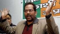 Mukhtar Abbas Naqvi snubs SP, says UP not interested in family drama of Yadavs