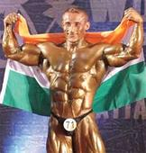 Bobby bags world title