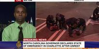 Charlotte protest: Clear tipping point of the boiling tension
