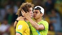 David Luiz, Thiago Silva not in Brazil's preliminary Copa America squad