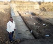 Maharashtra govt to drop cases against dam-builder farmer
