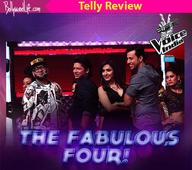 The Voice India season 2: Shaan, Benny Dayal and Salim Sulaiman kick off the episode on a great note with promising singers