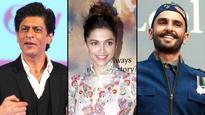 Padmavati in 2018: Another clash between Shah Rukh Khan and RanveerSingh-Deepika Padukone?