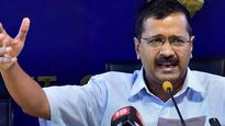 IT dept sends Rs 30.67 crore notice to Kejriwal's Aam Aadmi Party