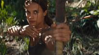 WATCH: Alicia Vikander leaps to be Lara Croft in first trailer for 'Tomb Raider'
