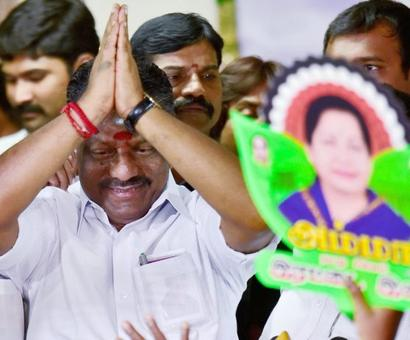 'The pulse of Tamil Nadu is with OPS'