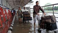 Gujarat floods: Ahmedabad Airport runway damaged, two AI flights diverted