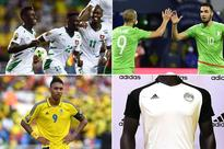 Africa Cup of Nations kit power rankings: Home and away shirts rated and slated