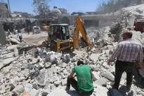 Aleppo rebels brace for long government siege
