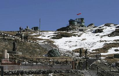 India's blocking of road building in Sikkim seriously damaged border peace: China