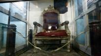 Sudan palace-museum recalls restive Darfur's royal past