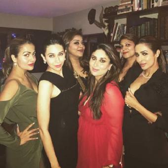 PIX: Kareena, Sunny, Jacqueline celebrate Christmas