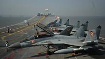 SBI sets up ATM on aircraft carrier INS Vikramaditya