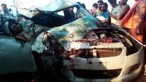 Four die in Highway mishap