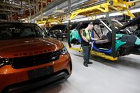 Britain's Jaguar Land Rover opens first overseas engine plant