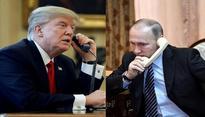 Donald Trump to hold talks with Vladimir Putin today