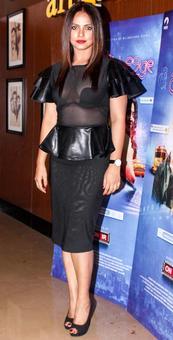PIX: Neetu Chandra, Sangeeta Bijlani watch Onir film