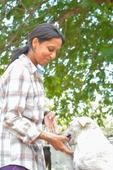 Meet Sapna Chaurasia - The Lady Whos Spending All She Has To Save Dogs From The Streets