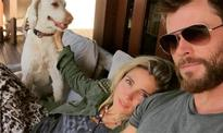 Chris Hemsworth answers divorce claims in the best way possible