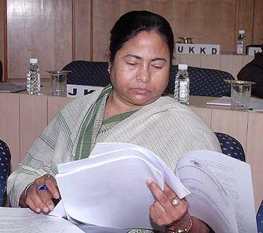 Mamata holds court in Parliament