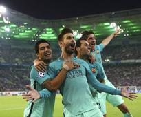 Barcelona comes back to beat Borussia Moenchengladbach in Champions …
