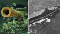 Lost WW2 aircraft carrier finally discovered in Australia after 76 years