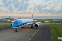 KLM welcomes eighth 787 Dreamliner to its fleet