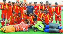 6th Hockey India Sub-Junior Men's National Championship DNH beat BIH 3-1, lift Div-B title