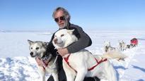 In Amundsen's footsteps: British adventurer retraces explorer's 1905 dogsled journey