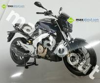 Bajaj Pulsar VS400 brochure scans leaked, less powerful than KTM Duke 390
