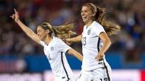 This U.S. woman player scored ridiculously fast goal