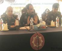 Cops, clerics moot Muharram security measures