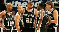 San Antonio spurs some playoff interest