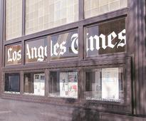 In Los Angeles, a billionaire doctor purchases ailing LA Times newspaper