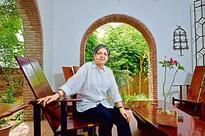 Veena Talwar Oldenburg: the concrete hiccup