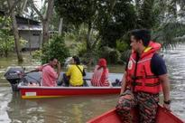 Floods in Malaysia Forces Evacuation of 23,000 People