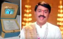 Helicopters, bomb shelters, golden thrones: How rich is Janardhan Reddy?