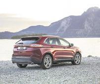 Ford move closer to the European Edge