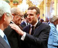 Merkron? France's Macron seeks close ties with Germany to shore up EU