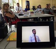 Palestinian Diplomats Hone Media Skills in Turin/Torino