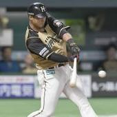 Fighters Nakata hammers Hawks with four-hit performance