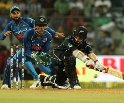 How New Zealand worked to counter India's spinners