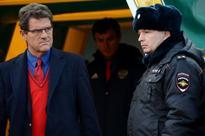 Capello says Russia braced for tough World Cup campaign