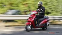 Indian scooter sales for September: Winners and losers