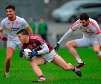 Walsh rues missed chance as Tyrone weather storm