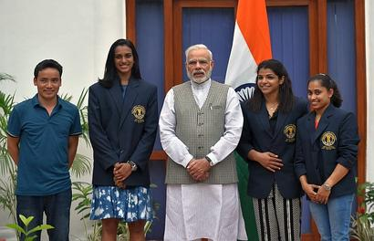 Hope sportsmanship always shines in our society: PM on National Sports Day