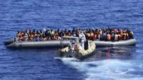 Scores missing after migrant boat sinks