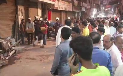 1 dead, 4 feared trapped in south Mumbai building collapse