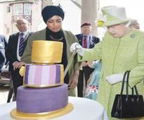 Britain lauds queen at 90